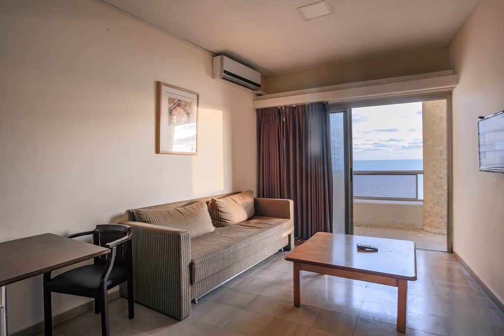 One Bedroom Apartment with Sea View 707