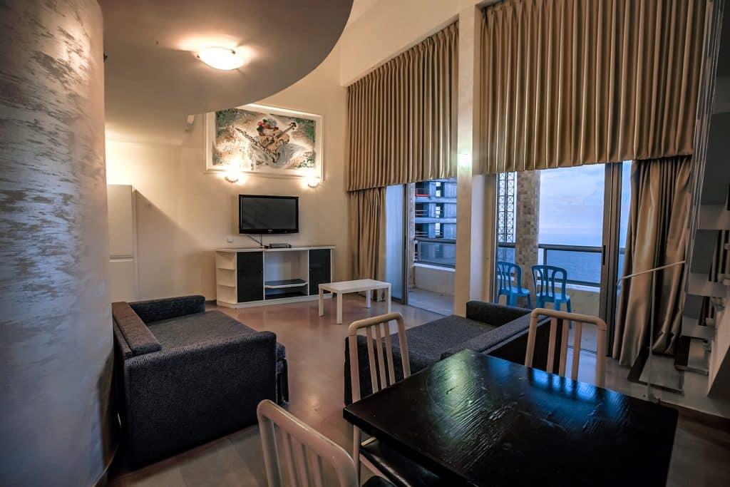 Premium Duplex Apartment Sea View 1106